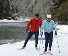 Cross Country Ski Lessons